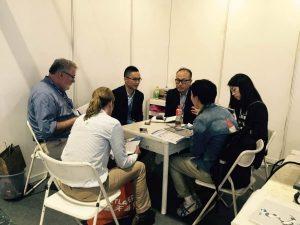 Customer Meeting (Taiwan N Company)